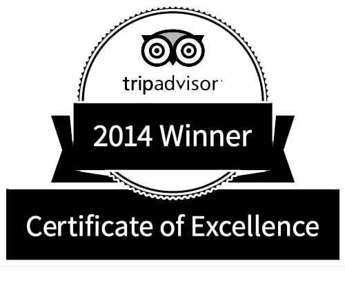 l.may eatery tripadvisor 2014 winner certificate of excellence